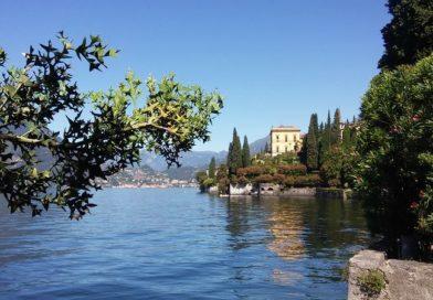 Il giardino di villa Monastero a Varenna è pet friendly