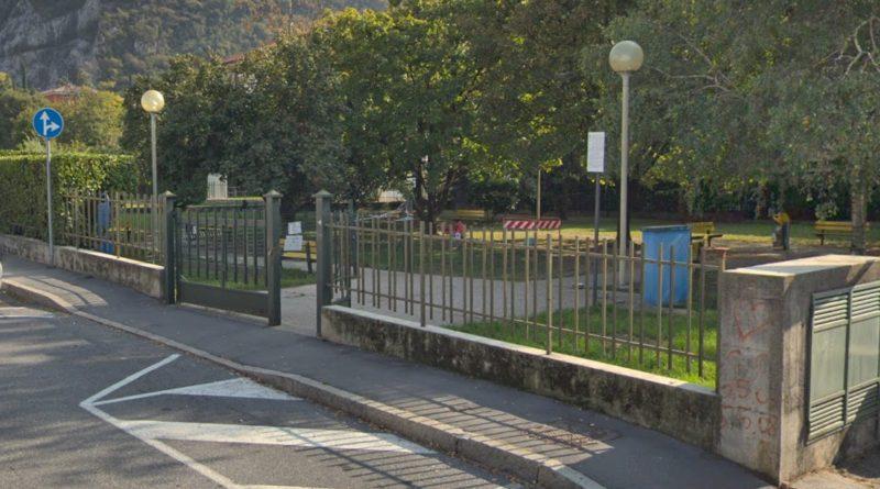 area cani Lecco Belledo via monsignor Polvara